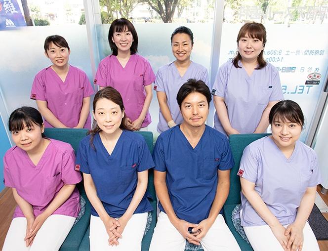 浮間舟渡駅の歯医者「浮間アスール歯科」